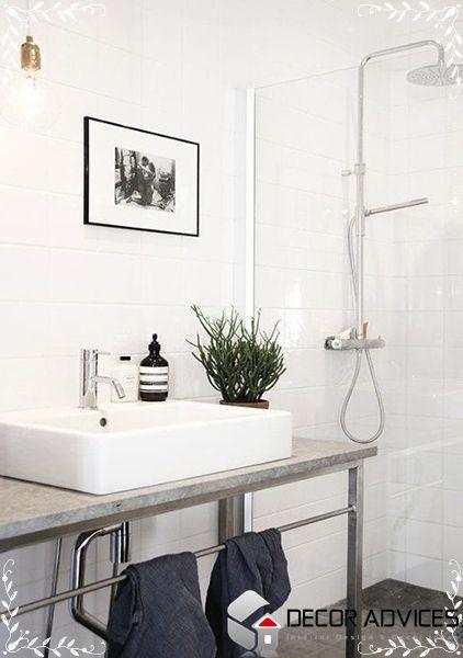 modern bathroom decor Ideas To Decorate A Bathroom