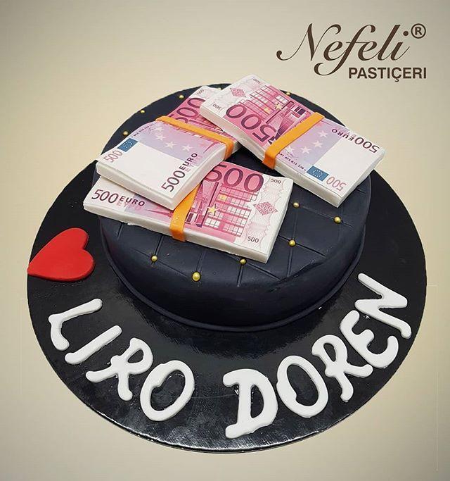 pasticerinefeli placetobe visitnefeli tirana 500euroscake money thebestcakesintirana sweets amour love albania money cake sweets cake money cake sweets