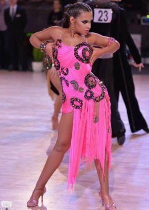 9ページ目の[ 売却済みラテンドレス(工事中) ] | Atelier Casablanca -ダンスドレスの部屋- - 楽天ブログ