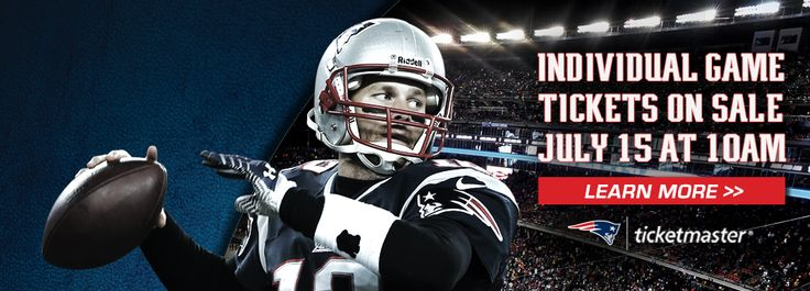 Official Website of the New England Patriots | Tickets Information