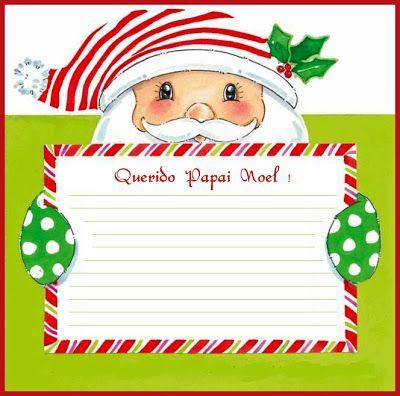 Diário dos (3+3) 6 Mosqueteiros: Natal - cartinha pro Papai Noel!!! (Diário da Nina)
