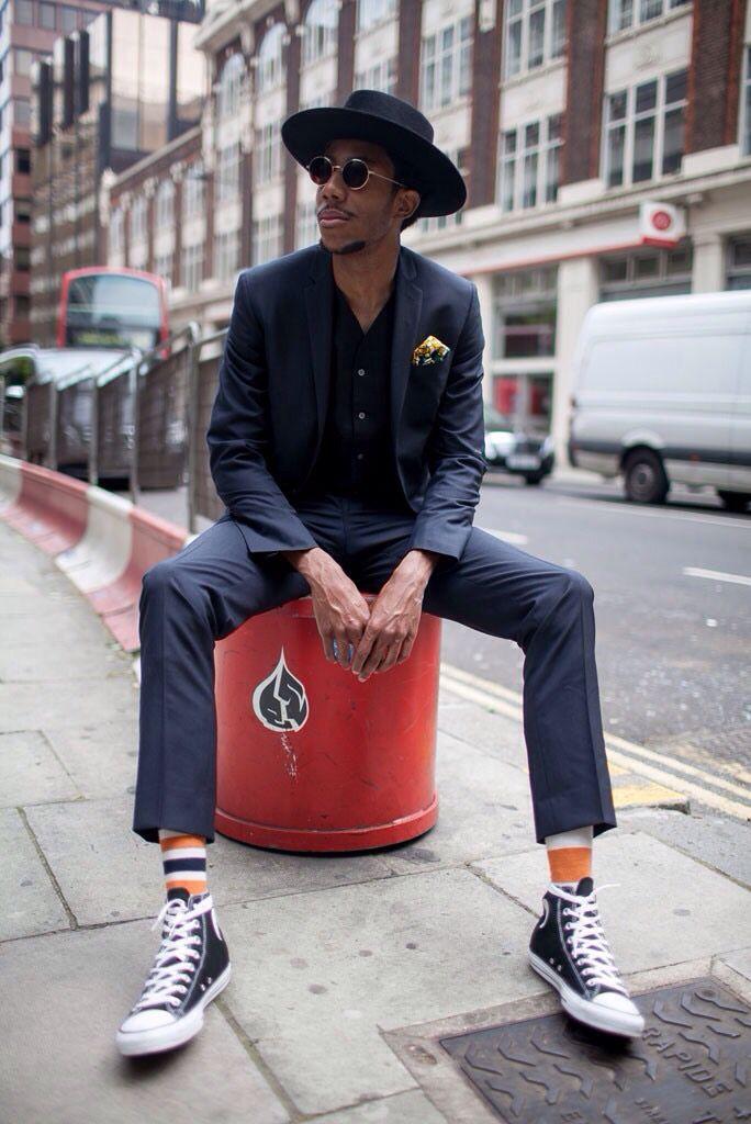 LONDON Mens Fashion collection