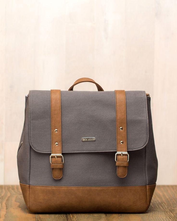 Marindale Backpack - Grey - Pre-order now!
