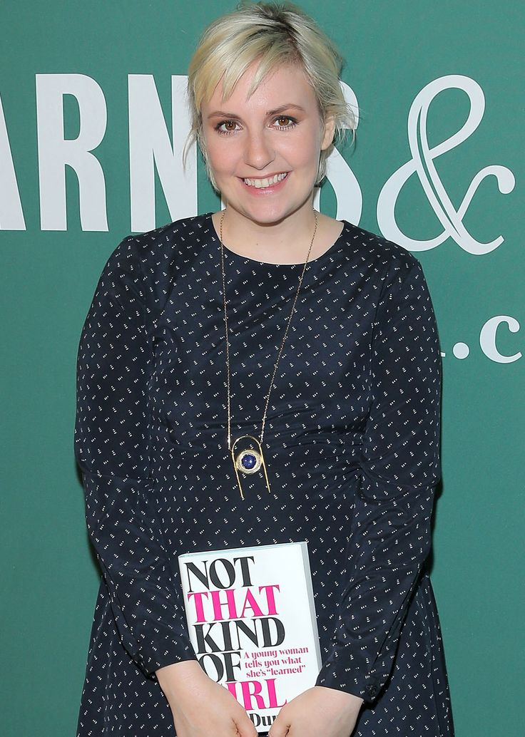Sharp, Inspiring, and Witty Quotes From Lena Dunham's New Book