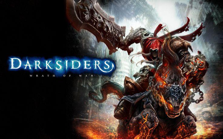 Darksiders Game Wallpaper