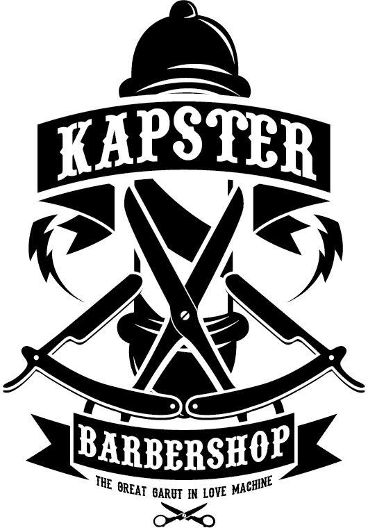 Kapster #barbershop #kapster #vector | My Concept ...