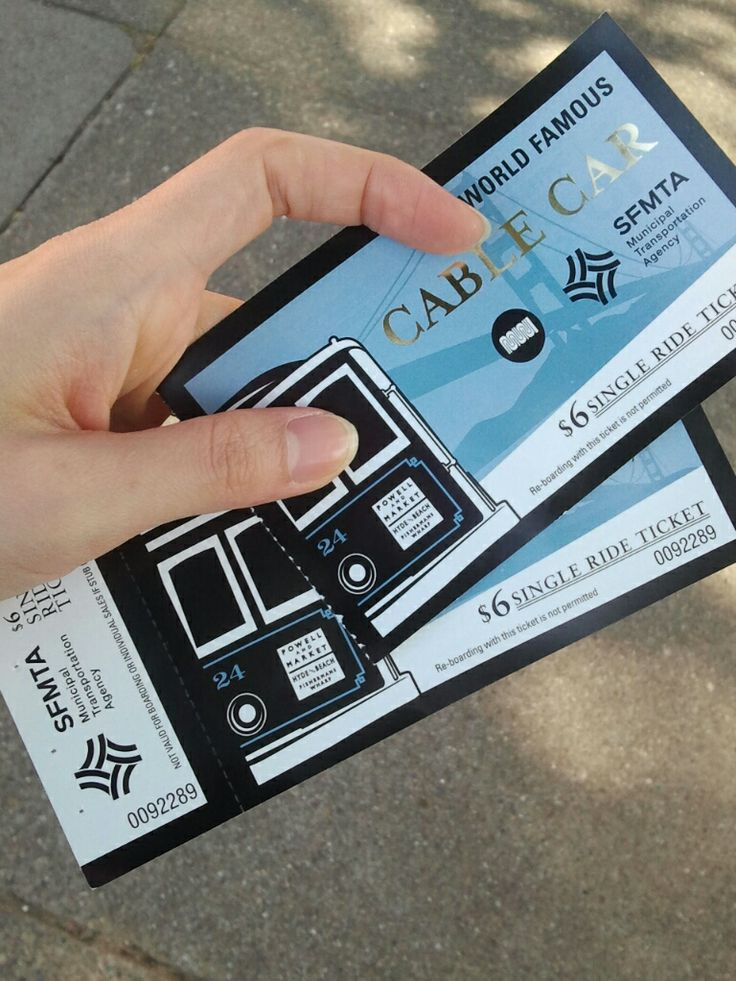 Round trip ticket for a cable car~!! yay~!