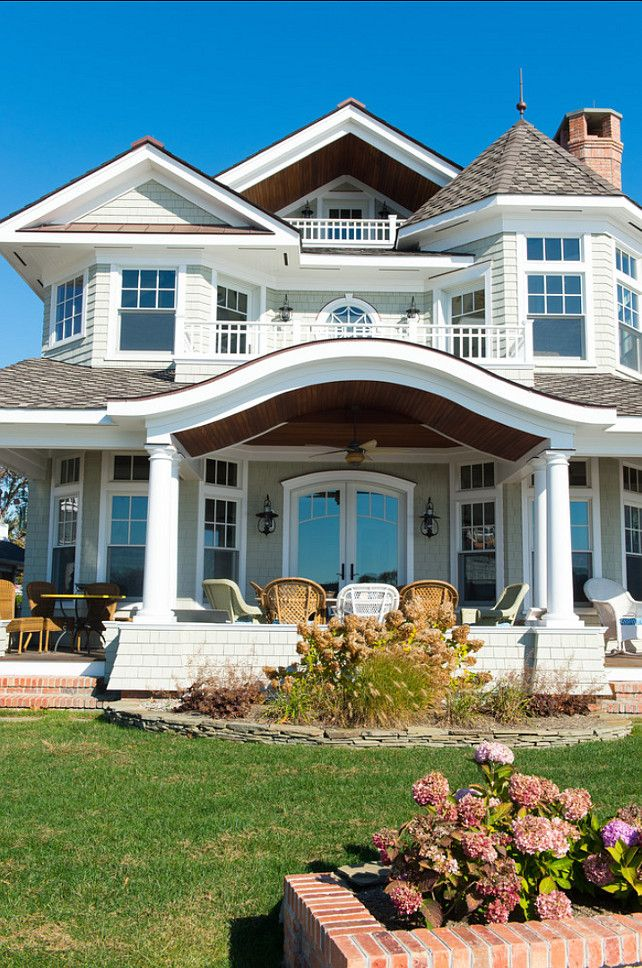 The 269 best Dream Homes (Exteriors) images on Pinterest | Dream ...