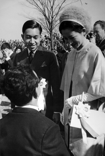 Crown Princess Michiko, 1960