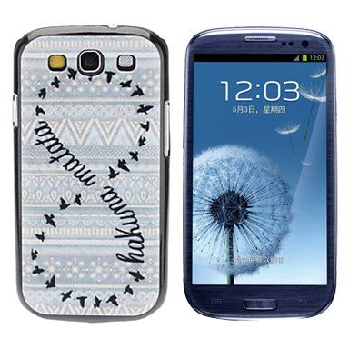 Hakuna Matata unlimited hoesje voor Samsung Galaxy S3