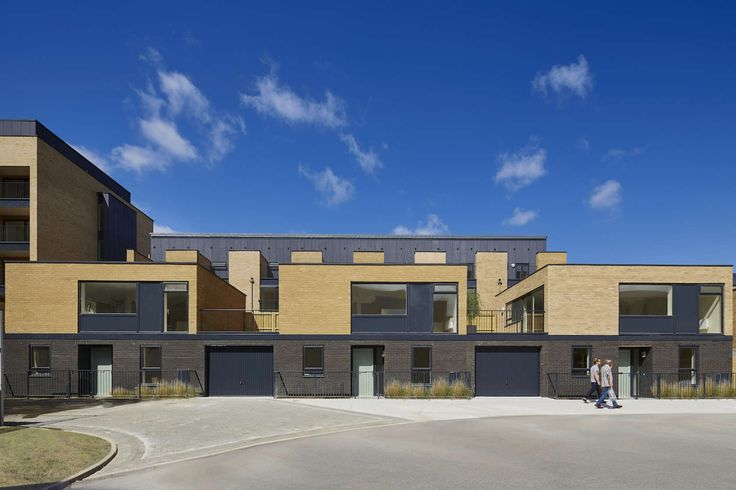 The Future of Social Housing: Urban Low-Rise, High-Density Developments