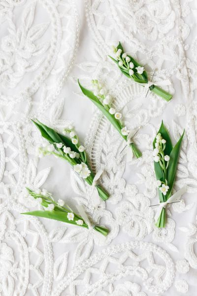 Sweet boutonnieres: http://www.stylemepretty.com/little-black-book-blog/2015/04/15/elegant-san-francisco-napa-wedding-weekend/ | Photography: Blueberry Photography - http://www.blueberryphotography.com/