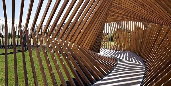 Ekko installation by Thilo Frank.