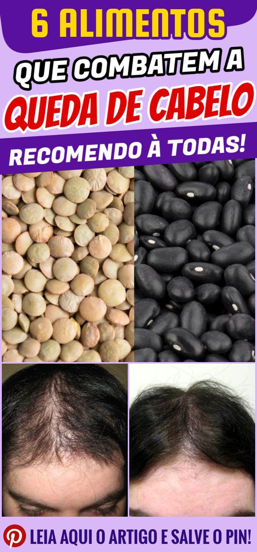 6 Alimentos Que Combatem A Queda De Cabelo Facil Com Imagens