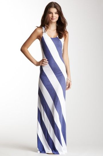 Found the perfect #Maxi for only $35! Stripe Tank Maxi Dress by American Twist on @HauteLook