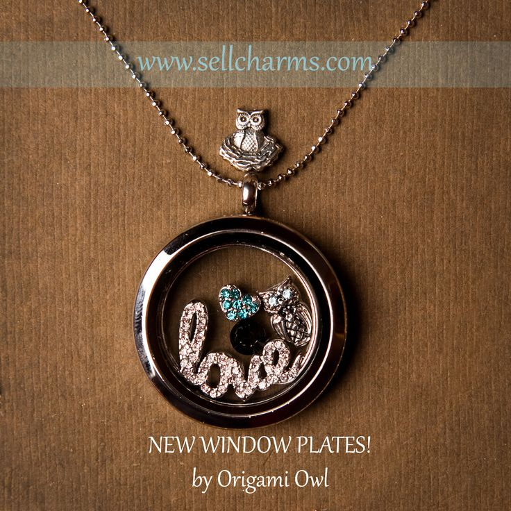 Origami Owl Large Living Locket