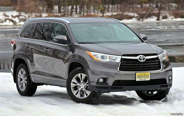 2016 Toyota Highlander Review - http://2016carprice.info/2016-toyota-highlander-review/