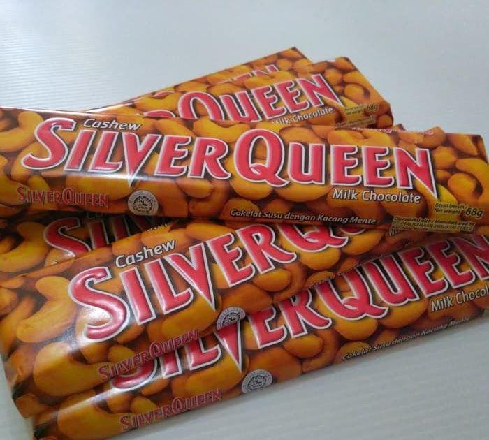 Paling Keren 25 Gambar Coklat Silverqueen Besar Namun Keberadaannya Cukup Jarang Di Pasaran Dengan Berbagai Varian Da Ide Makanan Coklat Makanan Dan Minuman