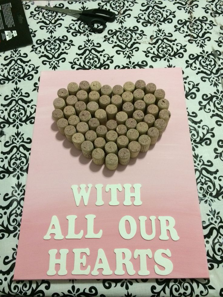 Love with all our hearts <3