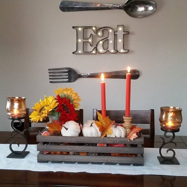 17 best images about fall decor on pinterest fall home for Thanksgiving 2016 home decorations