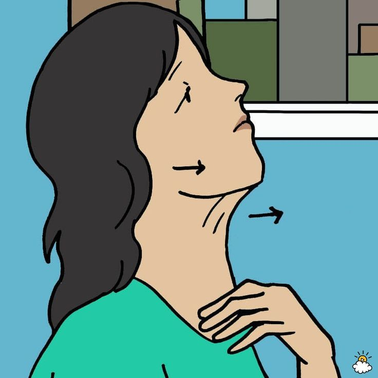 How to get rid of turkey neck 6 easy ways to tighten your