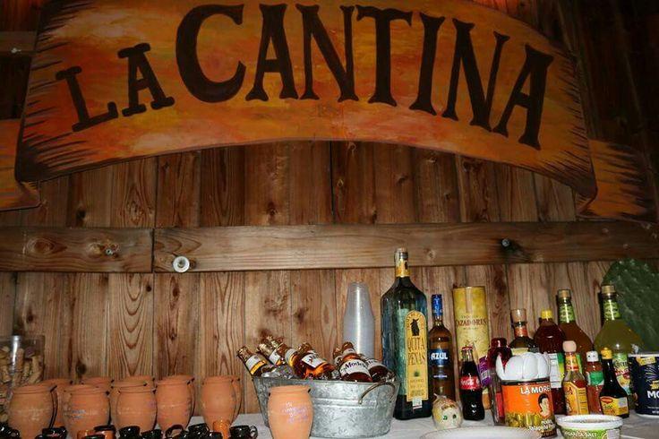 Fiest Mexicana La cantina Cantaritos Mexican bar Tequila Micheladas Dia de muertos Tequileros shots Tequila