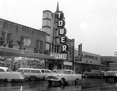 "Oklahoma City - I took my first date, where I could drive my own car, to this theatre in 1966. We saw ""Walk, Don't Run"" and although she was incredibly cute, I remember more about the movie than I do about her."