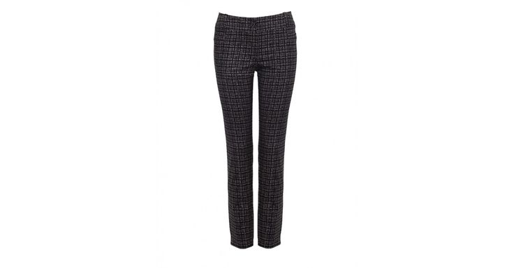 Review Australia | Heritage Tweed Print Pant Multi