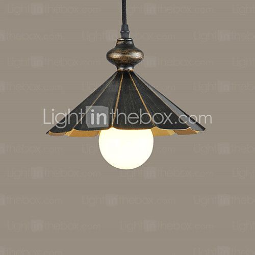 Retro Contracted Wrought Iron Pendant Lights Restaurant,Cafe ,Game Room,Garage light Fixture - CAD $119.53 ! HOT Product! A hot product at an incredible low price is now on sale! Come check it out along with other items like this. Get great discounts, earn Rewards and much more each time you shop with us!