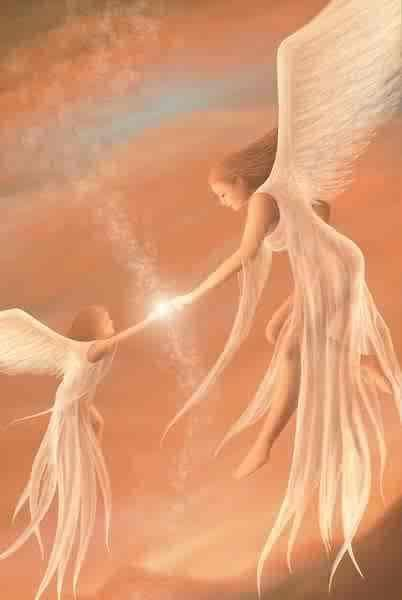 Spiritual Guide - That voice inside you that is glad you made that decision you wouldn't normally make. xx