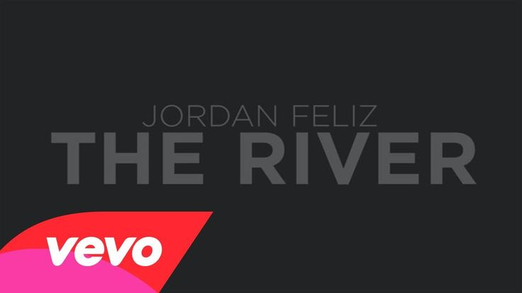 "Jordan Feliz ""The River""  (A new song you're hearing on Family Life.  What do you think?)"
