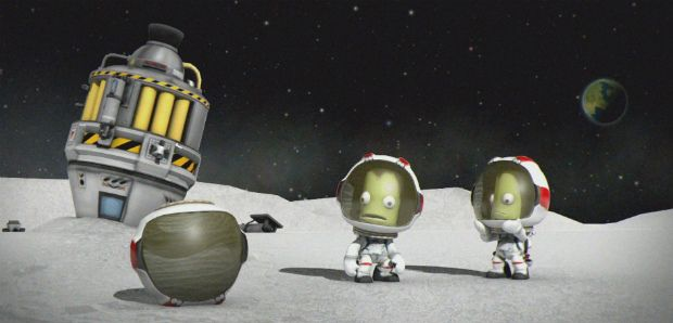 Kerbal Space Program Lead Dev Quits For Planets New