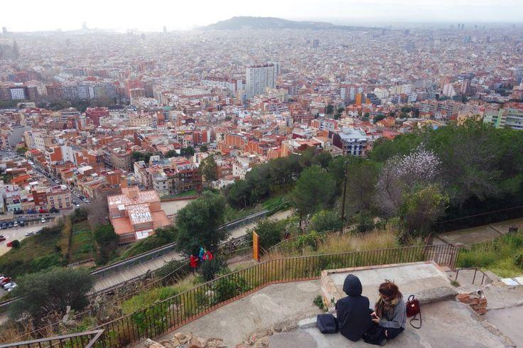 Où aller pour bénéficier d'un panorama à 360° sur Barcelone, Espagne.
