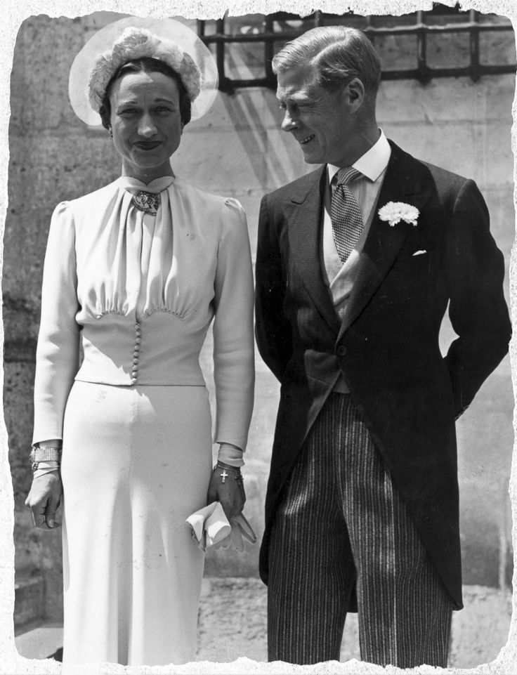 EDOARDO VIII and WALLIS SIMPSON