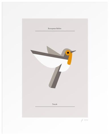 Josh Brill, Illustration, Birds