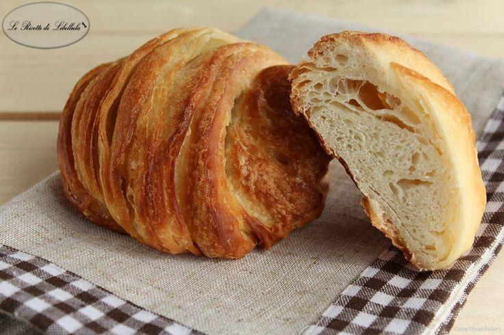 #Croissant #ricetta #foodporn #gialloblogs