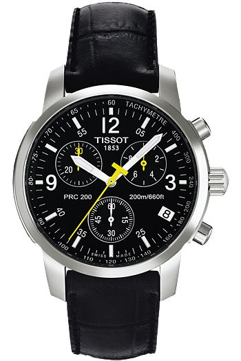 Such a beauty - my dream watch - the Tissot PRC 200
