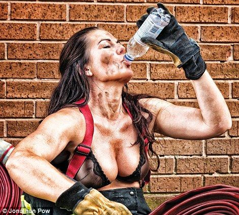 It's the first time women firefighters in Britain have been officially sanctioned to produce a sexy calendar. Description from barnsleynewsandsport.com. I searched for this on bing.com/images