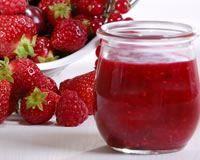 Confiture de fraises traditionnelle