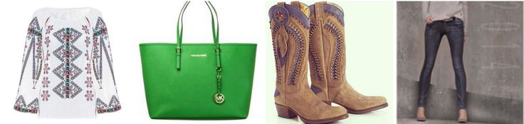 Ontdek het gemak van een personal shopper. Bloved blouse  Michael Kors tas  Boots World family Ibiza AT & T jeans Boo