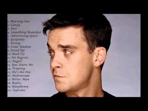 Robbie Williams Greatest Hits - The Best Of Robbie Williams