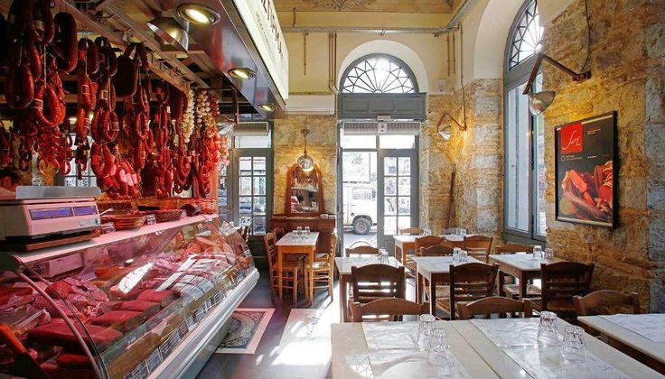 Η αναγέννηση της ελληνικής κουζίνας και εστιατόρια για να την απολαύσετε