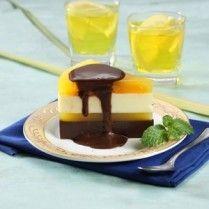 PUDING COKELAT JERUK http://www.sajiansedap.com/mobile/detail/17005/puding-cokelat-jeruk