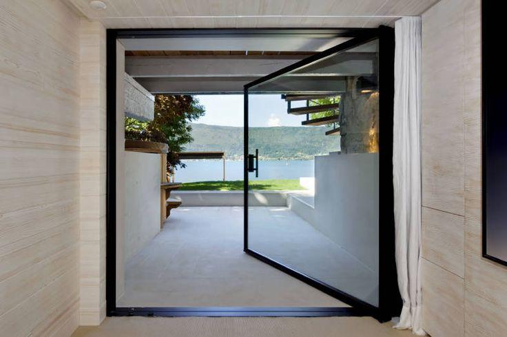 House near Annecy, France. Architect Remi Tessier Photograph Didier Jordan