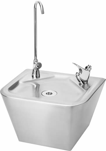 drinking fountain with bottle filler wall hung drinking fountain with bottle filler anmx306