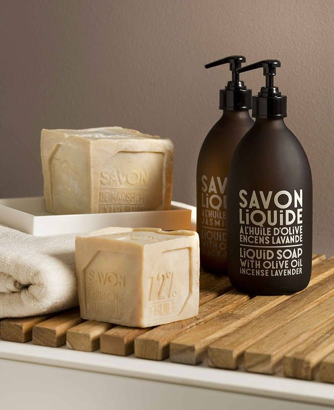 Compagnie de Provence liquid soap from Natural Bed Company
