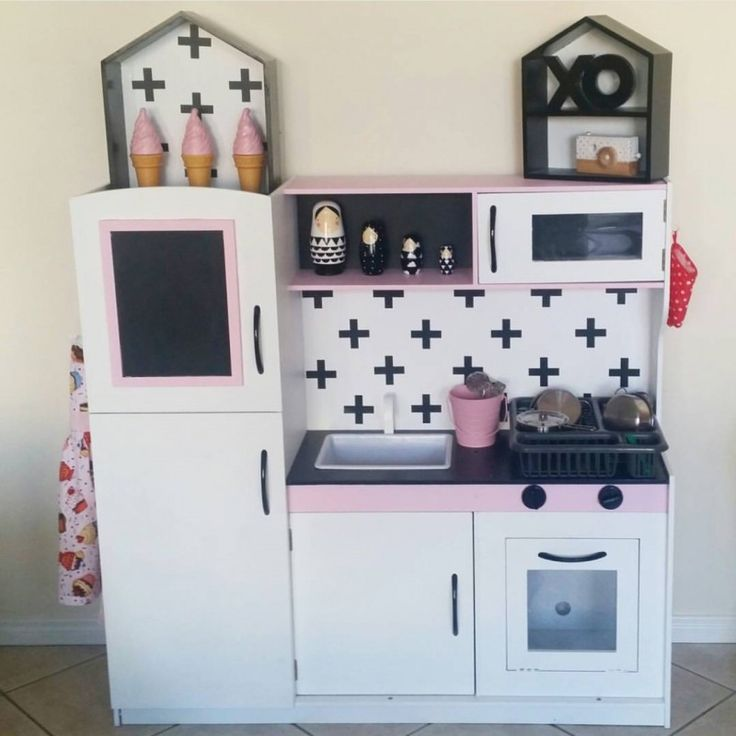13 Wow Worthy Hacks Of The Kmart Kids Kitchen