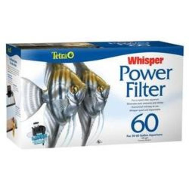 I'm learning all about Tetra Whisper Power Filter 60 30 at @Influenster!