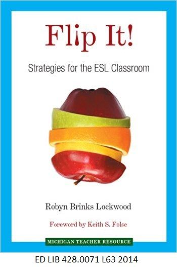 "Flip It! Strategies for the ESL Classroom - Robyn Brinks Lockwood. Flipped learning exposes students to the instruction outside the classroom and uses class time to apply new knowledge through activities, typically with the teacher in the ""guide on the side,"" as opposed to the ""sage on the stage,"" role. Robyn Brinks Lockwood introduces flipped learning and compares it to blended and mixed-mode learning. She then documents the many benefits of flipping for her and her students."