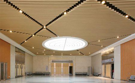 подвесной ячеистый потолок - Поиск в Google